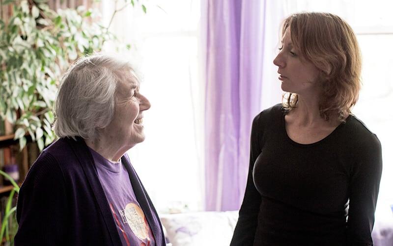 Working With An Elderly Population